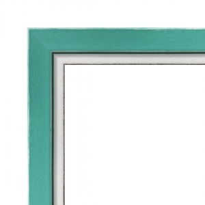 Custom Frame Mirò Series - Green Opaque