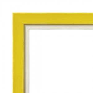Custom Frame Mirò Series - Yellow Opaque