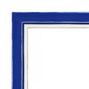 Custom Frame Mirò Series - Blue Opaque