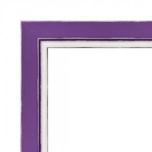 Custom Frame Mirò Series - Violet Opaque